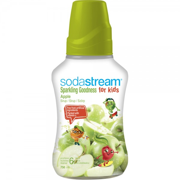 Příchuť Apple Good-Kids 750 ml SODA