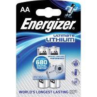 Baterie ULTIMATE LITH FR6/2 2xAA ENERGIZER