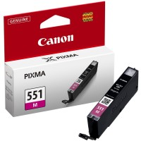 Cartridge s červeným inkoustem - CANON INK CLI551M 7ml