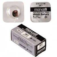 361/SR 721W HD WATCH BAT. MAXELL