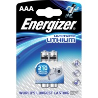 Baterie ULTIMATE LITH FR03/2 2xAAA ENERGIZER