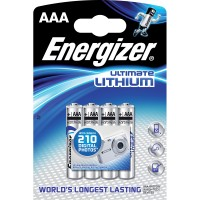 Baterie - ENERGIZER, ULTIMATE LITH FR03/4