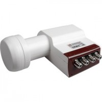 LNB konvertor - INVERTO RED EXTEND QUAD 0.3DB