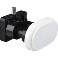 LNB konvertor - INVERTO MONOBLOCK SINGLE BLACK PRO 0.2DB