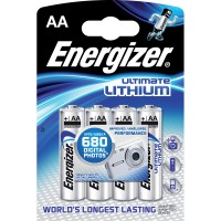 Baterie - ENERGIZER, ULTIMATE LITH FR6/4