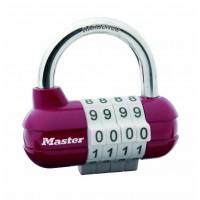 Visací zámek s číselným kódem 64mm MASTER LOCK 1523EURD