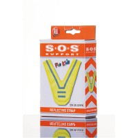 Reflexní pásek pro dítě SOS ALL RIDE 8711252090436