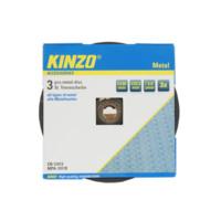 Sada řezných kotoučů na kov 230 mm, 3ks KINZO 8711252717708