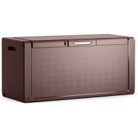 Úložný box Titan Chest - hnědý KIS 97630000443