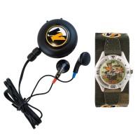 Action man hodinky s rádiem a pouzdro na tužku RS1046