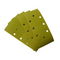 Brusné papíry do vibrační brusky (60) - 5 ks ASIST 03-5102