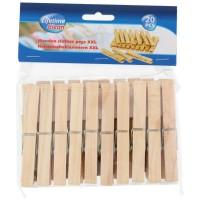 Dřevěné kolíčky na prádlo 20ks No brand 8711252823539