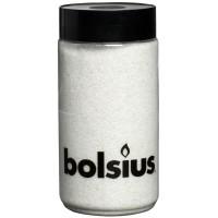 Dekorační písek bílý 0,1mm, 550g BOLSIUS 103897040302