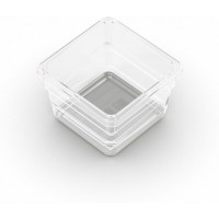 Úložný box SISTEMO 1 KIS 060751WHTRGLR