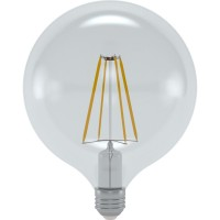 LED žárovka globe E27 8W 850lm 3000K SKYLIGHTING GNFL-1258C