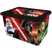 Plastový box 23 L STAR WARS STOR SO4606