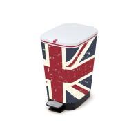 Koš na odpad Chic Bin M Union Jack, 35L KIS 80718002005