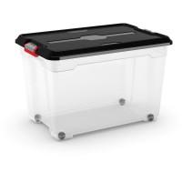 Moover Box XL černý, 60l KIS 008464BKWHTR