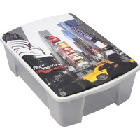 Miobox New York - rozměr 56,5x39x18 cm ARTPLAST ARTM41NY