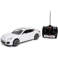 RC model Porsche Panamera Turbo 1:14, bílý