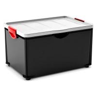 Clipper Box XL černý-šedé víko, 60l KIS 008683GA