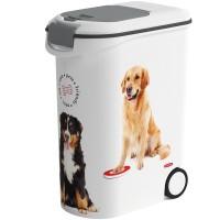 Kontejner na krmivo psi 20kg CURVER 241093