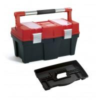 Kufr na nářadí PRACTIC 18 červený PROSPERPLAST PPN18APFI