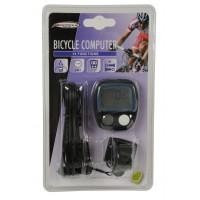 Počítač na kolo se 14 funkcemi BICYCLE GEAR 8711252730110
