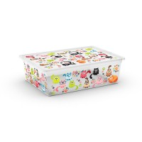 C Box Style L, Cute Animals, 27l KIS 84160002233