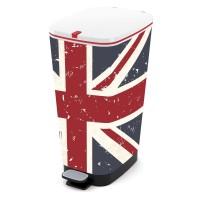 Koš na odpad Chic Bin L Union Jack, 50L KIS 80719002065