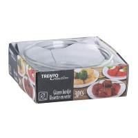 Skleněné nádobí 3ks TRENTO 8711252279497