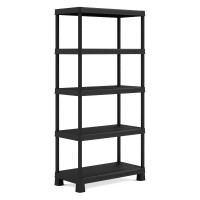 Regál KIS Tribac 90/5 Shelf Plus, 5 polic
