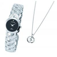Montine dámská sada - hodinky a řetízek Montine RS1905