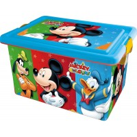 Plastový box 13 L MICKEY COLOURS STOR SO4485