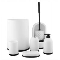 Koupelnový & toaletní set 7ks PL No brand 8711252537061