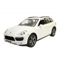 RC model Porsche Cayenne Turbo 1:14, bílý