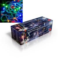 Vánoční řetěz barevný s 56led CHRISTMAS GIFTS 8711252785684