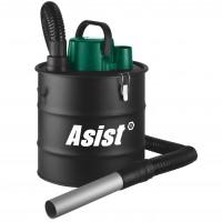 Vysavač popela s motorem 1000W, 15L ASIST AE7AFP100-2