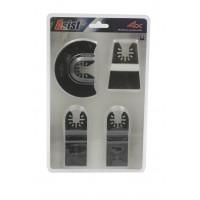 Set pro multi oscilační brusku 4ks - ASIST ASIST AE3A130