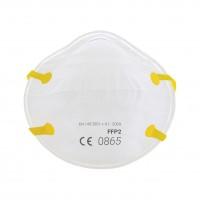 Respirátor FFP2 bez výdechového ventilu RESPIRAX ANTI-COVID-02 , vyšší kvalita než respirátory N95, KN95