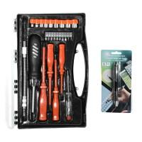 Sada ručního nářadí v plastovém boxu + pero stylus pro dotykové displeje ASIST 80-0002-SAD