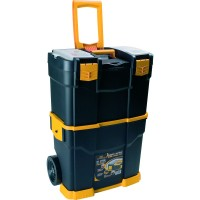 Mobilní kufr na nářadí, 460x280x665 mm ARTPLAST ART6700R