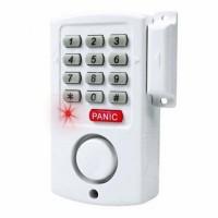 Dveřní/okenní alarm 105dB na pin kód No brand 8711252960241