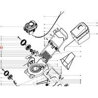 Zadní kolo pro TW9S50 ASIST TWN9S50-23L