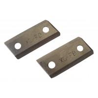 Nože do drtiče zahradního odpadu - 2ks( pro AE9S24I) ASIST AE9A004