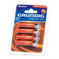 Alkalické baterie AA 1,5V - 2100mah GRUNDIG RS4018